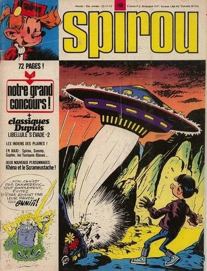 Le journal de Spirou 1806 - 1806