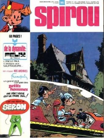 Le journal de Spirou 1905 - 1905