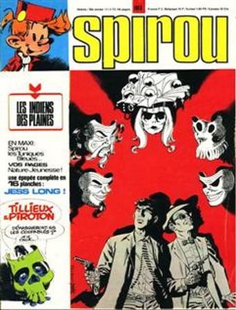 Le journal de Spirou 1813 - 1813