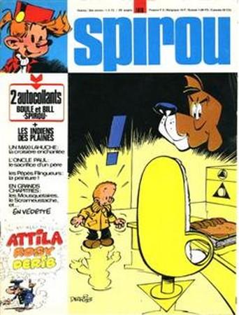 Le journal de Spirou 1816 - 1816
