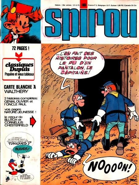 Le journal de Spirou 1833 - 1833