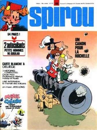 Le journal de Spirou 1838 - 1838