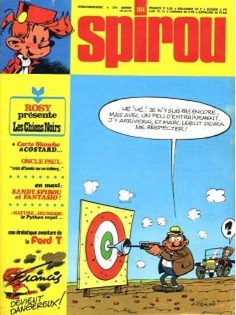 Le journal de Spirou 1914 - 1914