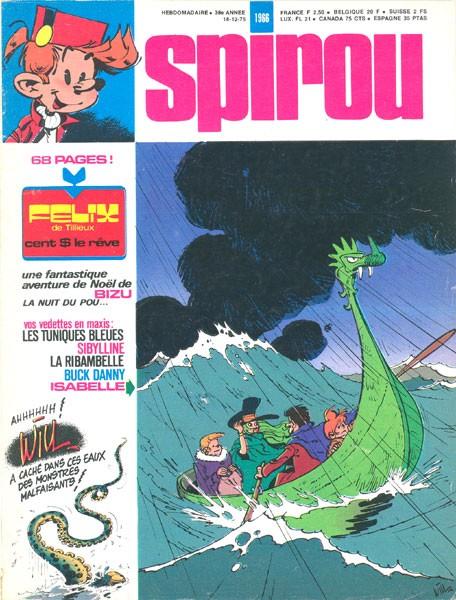 Le journal de Spirou 1966 - 1966