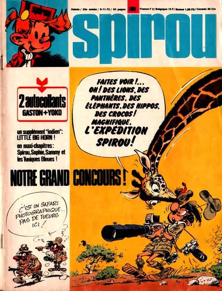 Le journal de Spirou 1804 - 1804