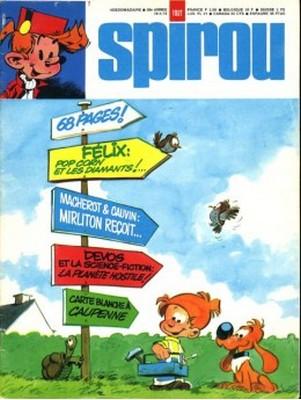 Le journal de Spirou 1937 - 1937