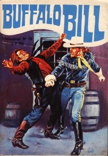 Buffalo Bill 19 - Aux portes de Santa-Fé/Le trésor introuvable