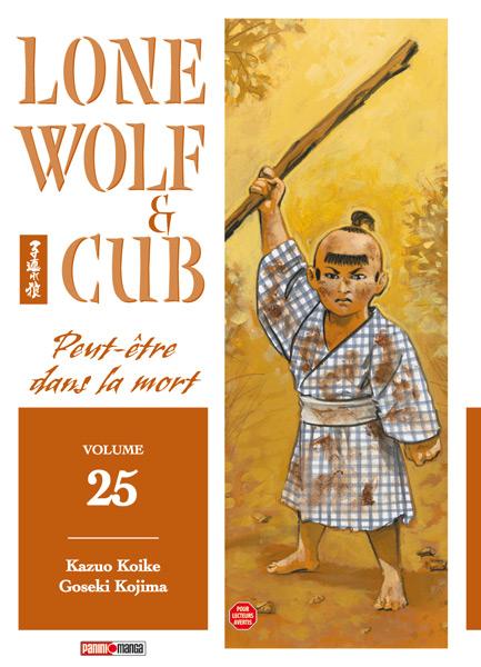Lone Wolf & Cub 25
