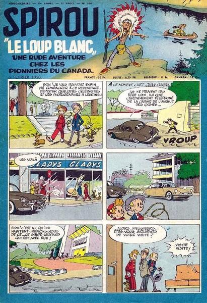 Le journal de Spirou 930 - 930