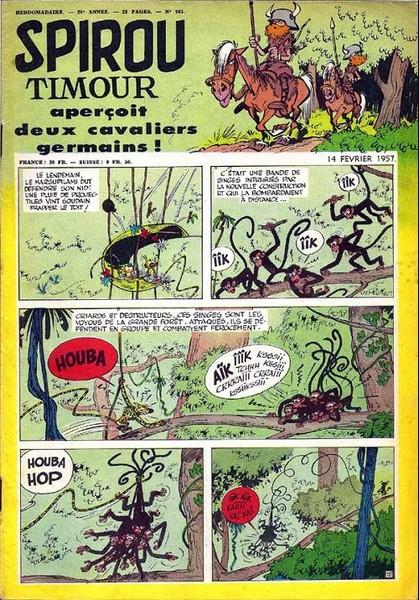 Le journal de Spirou 983 - 983