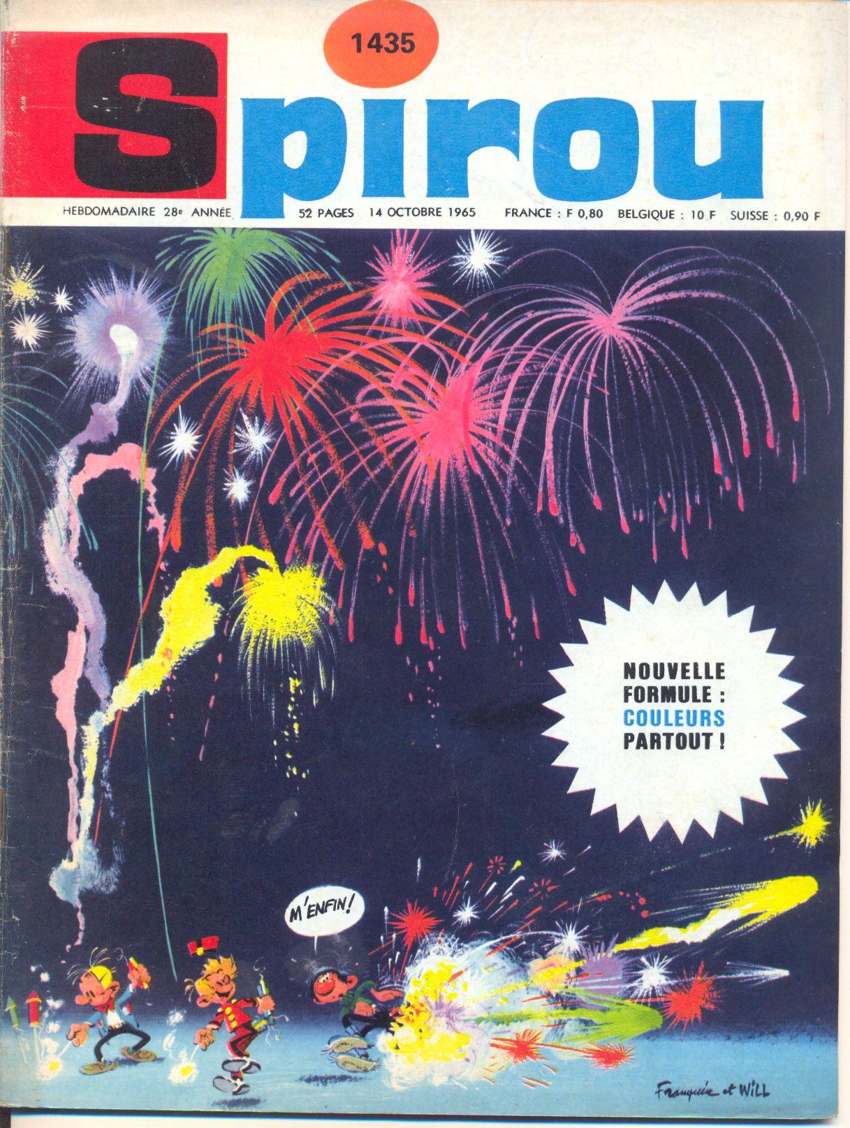 Le journal de Spirou 1435 - 1435