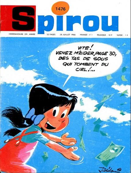 Le journal de Spirou 1476 - 1476