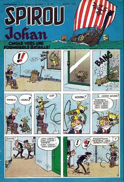 Le journal de Spirou 933 - 933
