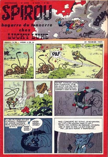Le journal de Spirou 984 - 984