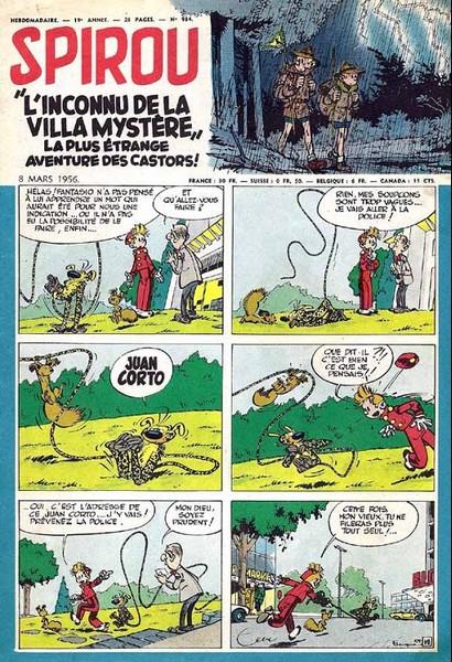Le journal de Spirou 934 - 934