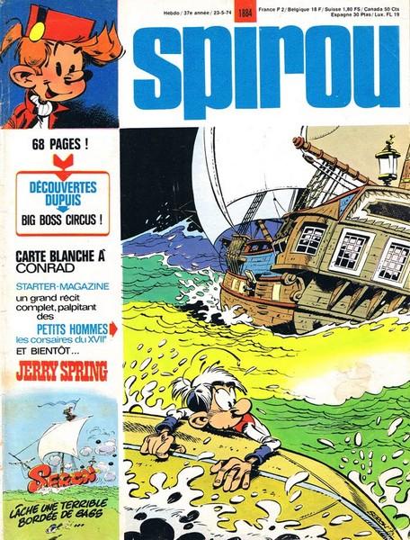 Le journal de Spirou 1884 - 1884