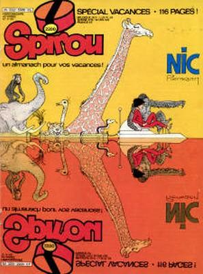 Le journal de Spirou 2200 - 2200
