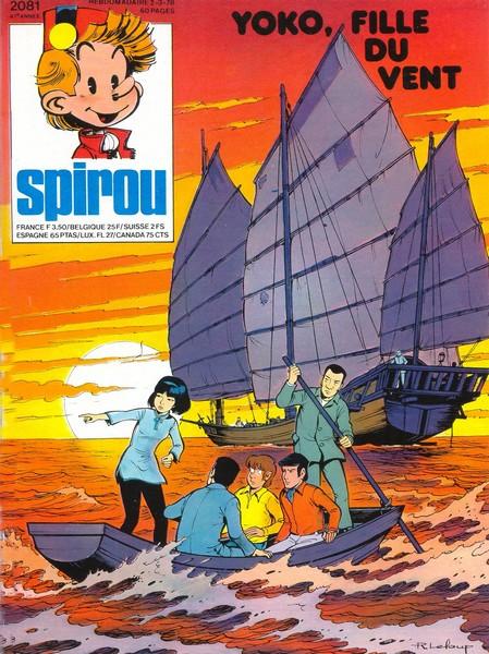 Le journal de Spirou 2081 - 2081