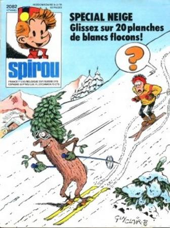 Le journal de Spirou 2082 - 2082