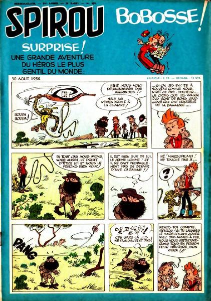 Le journal de Spirou 959 - 959
