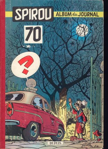 Le journal de Spirou 70 - 70