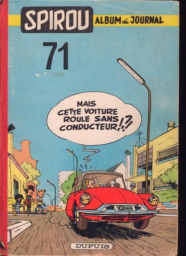 Le journal de Spirou 71 - 71