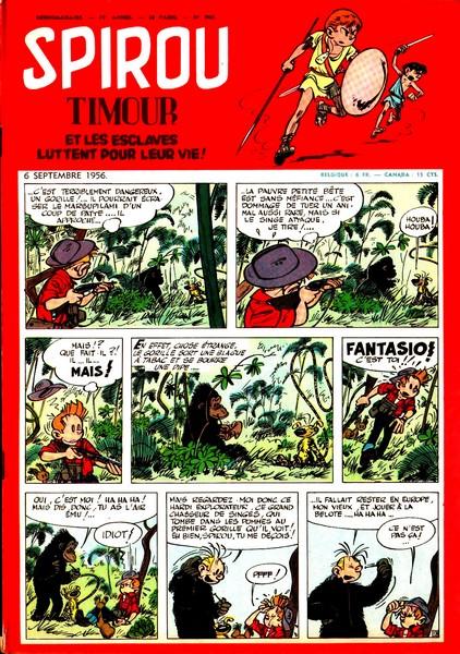 Le journal de Spirou 960 - 960