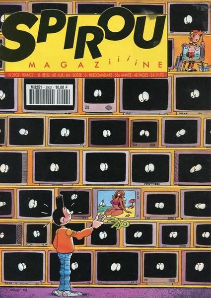 Le journal de Spirou 2902 - 2902