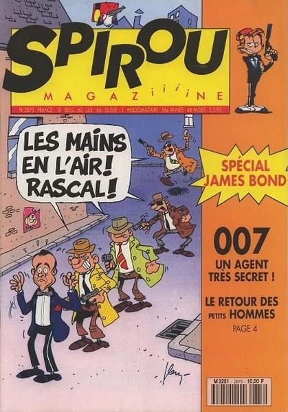 Le journal de Spirou 2873 - 2873