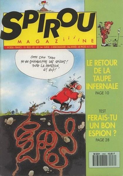Le journal de Spirou 2856 - 2856
