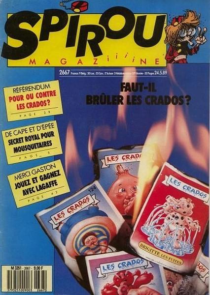 Le journal de Spirou 2667 - 2667