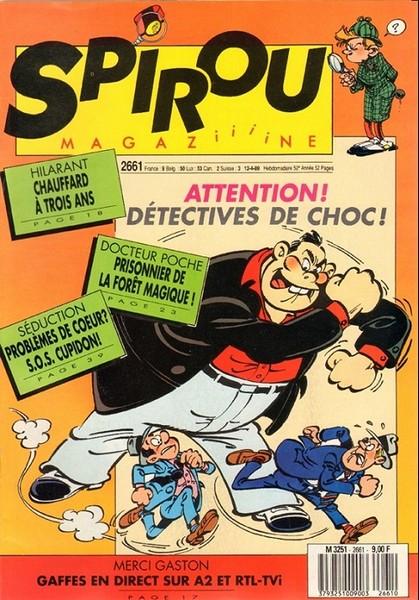 Le journal de Spirou 2661 - 2661