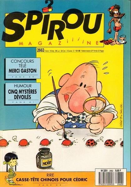 Le journal de Spirou 2662 - 2662