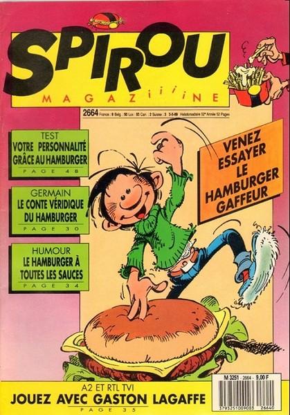 Le journal de Spirou 2664 - 2664