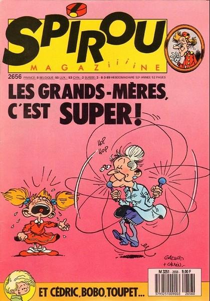 Le journal de Spirou 2656 - 2656
