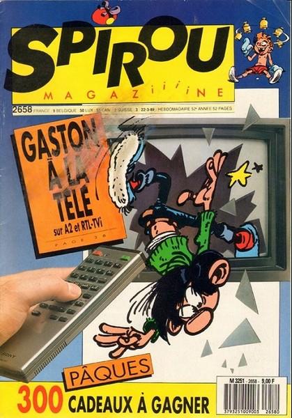 Le journal de Spirou 2658 - 2658