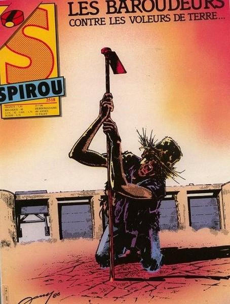 Le journal de Spirou 2518 - 2518