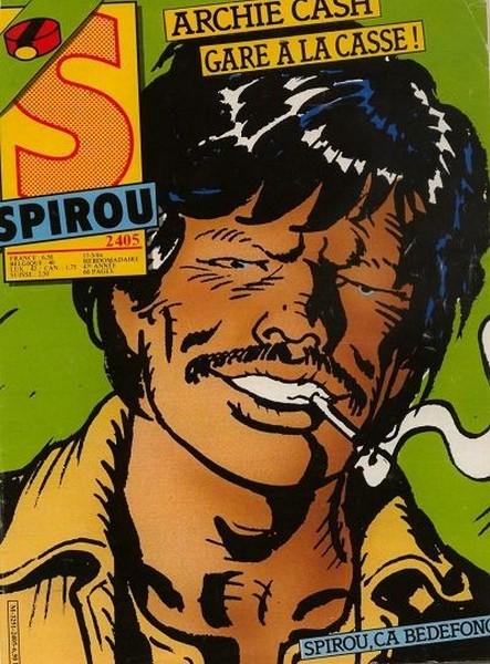 Le journal de Spirou 2405 - 2405