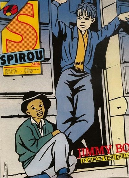 Le journal de Spirou 2406 - 2406
