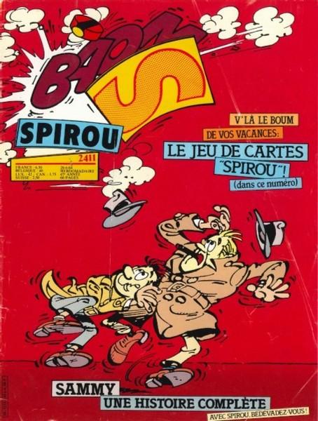 Le journal de Spirou 2411 - 2411