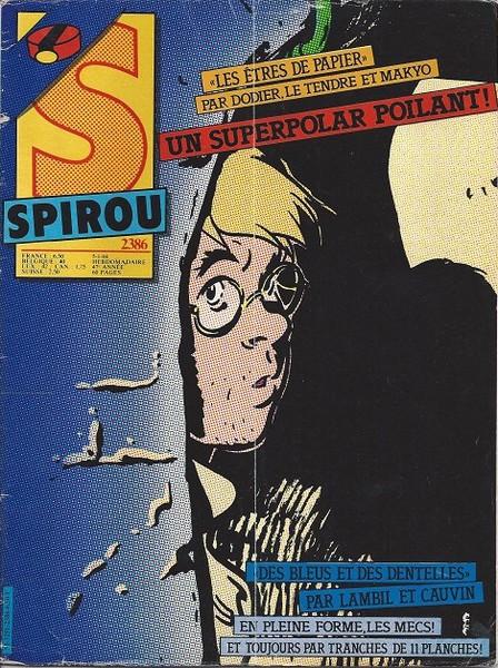 Le journal de Spirou 2386 - 2386