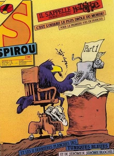 Le journal de Spirou 2387 - 2387