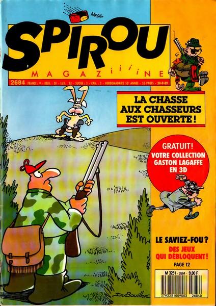 Le journal de Spirou 2684 - 2684