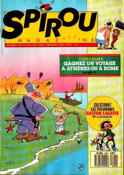 Le journal de Spirou 2690 - 2690