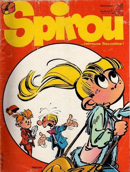 Le journal de Spirou 2344 - 2344