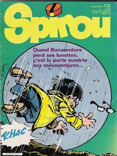 Le journal de Spirou 2334 - 2334