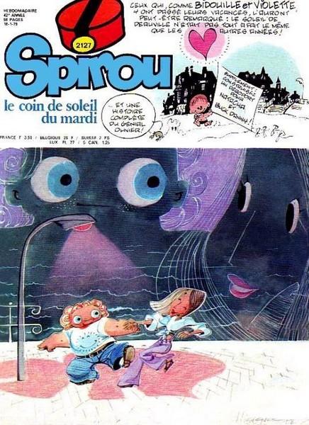 Le journal de Spirou 2127 - 2127