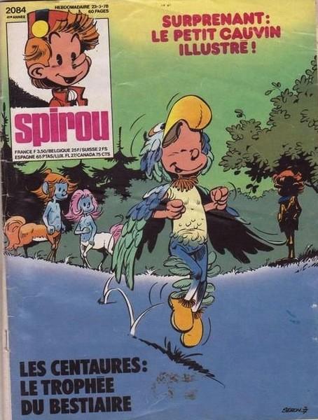 Le journal de Spirou 2084 - 2084