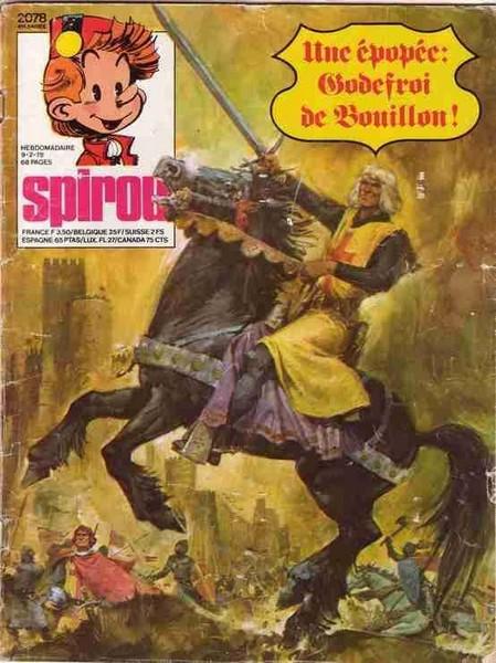 Le journal de Spirou 2078 - 2078