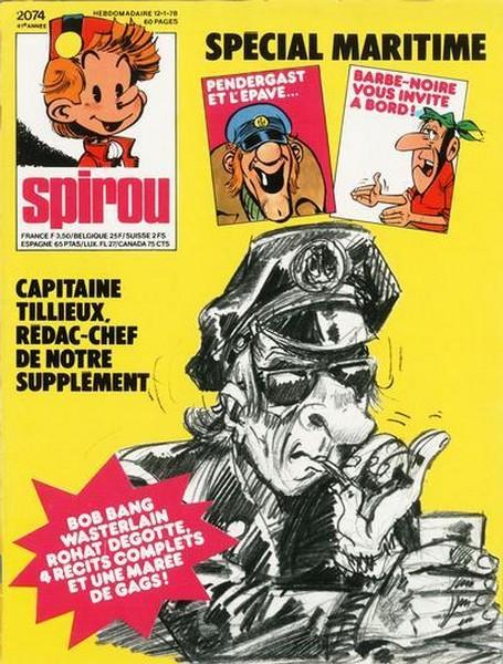 Le journal de Spirou 2074 - 2074